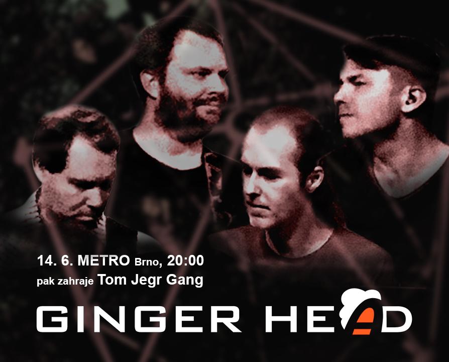 Ginger Head Metro